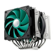 Deepcool Gamer Storm Assassin CPU Cooler (2011/1366/1155, FM1/AM3) with 8 Heatpipes, 140mm + 120mm