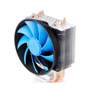 Deepcool Gammaxx 300 CPU Cooler (1366/1155/1156/775, FM1/AM3/2+) with 3 Heatpipes, 120mm PWM Fan