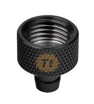 "Thermaltake Pacific 1/4"" (6.35 mm) Fill-port – Black"