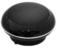 Divoom Bluetune Pop Portable Speaker, 360-Degree Sound, Class D Amp, Up to 5H Playback, Black