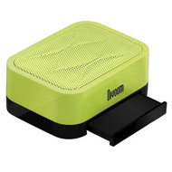 Divoom iFit-1 Portable Speaker, Smart Stand, 360-Degree Sound Field, Up To 6H Playback, Green