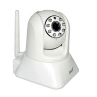 EasyN Wireless IP Pan Tilt IR Camera F3M187 - White