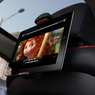 ExoMount Tablet HRM - Headrest Tablet Mount for iPad, iPad mini and others up to 10.1""
