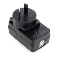 Huntkey AC TO USB Dual Charger Power Mate D202 (5V 2.1A)