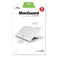 JCPAL MacGuard Metallic Silver Colour Protective Skin for MacBook Pro - 13''