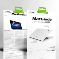 JCPAL MacGarde 2in1 Screen Protector+Protective Skin (with bottom skin film FREE) - MacBook Air 13'