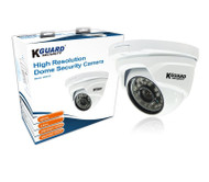 KGUARD HD912F 800TVL Outdoor Dome Camera with 75 degrees viewing angle and 20 Meter Night Vision