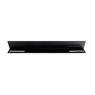 "LinkBasic 19"" L Rail for 1000mm Deep Cabinet only - Black"