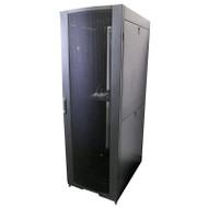 LinkBasic 42RU 1000mm Depth Premium Server Rack Mesh Door with 1 x Shelf