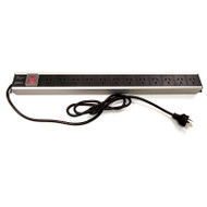 LinkBasic 12-Port 15A Power Distribution Unit AU Approved (15A Connection Required)