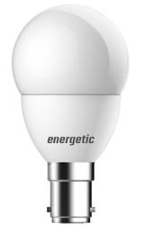 Energetic G45 B15 5.5W (470lm) Mini Globe Bulb Warm White