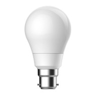 Energetic B22 Bayonet LED Bulb 6.5W (470lm) Cool White Dimmable