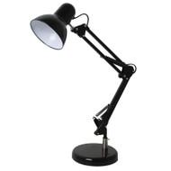 LEDware LED Black Retro Reading Lamp 5W (480 lm) Warm White