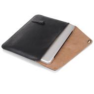 "Thermaltake LUXA2 Metropolitan Slim Envelope Leather Case for 13"" Macbook PRO/AIR - Black"