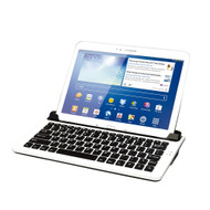 Mbeat Bluetooth Keyboard Dock, Samsung Galaxy TAB & NOTE 10.1 Workstation Keyboard Dock