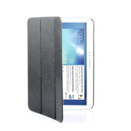 mbeat Samsung Galaxy Tab 3, 10 inch Ultra Slim Triple Fold Case Cover - Black