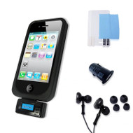 mBeat Travel+Play iPhone 4/4S Essential Starter Kit