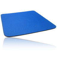 Single Colour Cloth Mouse Pad 260 X 220 X 5mm - Blue