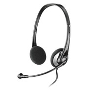 Plantronics .Audio326 Stereo Analogue Headset with Noise Cancel