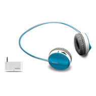 Rapoo H3070 Fashion Wireless Headset with 3.5mm audio output Blue