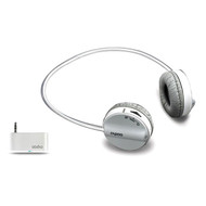 Rapoo H3070 Fashion Wireless Headset with 3.5mm audio output Grey