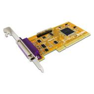 Sunix PAR5018A PCI 2-Port Parallel IEEE1284 Card