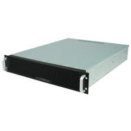 2U Rackmount Server Chassis 550mm depth - No PSU