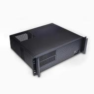 TGC Rack Mountable Server Chassis Case 3U 650mm Depth with ATX PSU Window - no PSU