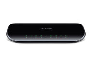 TP-Link 8 Port Gigabit Switch (10/100/1000) Plastic