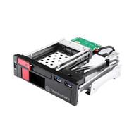 Thermaltake Max 5 Duo SATA HDD Rack ST0026Z (Dual bays for 1 x 2.5 SATA & 1 x 3.5 SATA / USB 3.0)