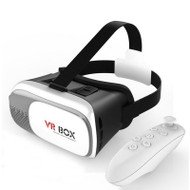 VRBox Kit - Incl VR Headset w/Remote Bluetooth Controller
