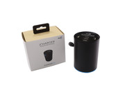 Aerocool 'iChargerC5' Retractable Car fast charger 5 USB port with Smart IC (8A 40W )