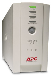APC Back-UPS CS 500 USB/Serial