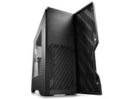 Deepcool Dukase V2 Mid Tower Case Side Window Metal Panel,Supports Split Type Liquid Cooling,1x120mm