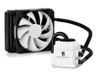 Deepcool Gamer Storm Captain 120 AIO Liquid Cooling WHITE