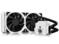 Deepcool Gamer Storm Captain 240EX AIO Liquid Cooling, WHITE