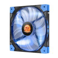 Thermaltake 'Luna 12' 120mm Slim Blue LED Fan
