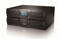 Delta RT-Series Online 1kVA/0.9kW UPS 2U, LCD display, 3 years advanced replacement warranty