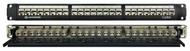 LinkBasic 24 Port Cat6A Shielded FTP Patch Panel Rack Mount