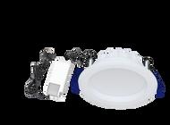 Energetic Impulse IP54 Recessed Downlight 11W (850lm) 4000K - Cool White