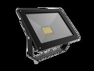 Energetic SupValite Weatherproof LED Slim Floodlight IP65 30W 4000K 1200Lm Black [272003]