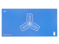 Deepcool D-Pad Massive Mouse Pad 800x400x4mm, Blue