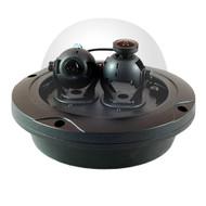 Mutek Panoramic Indoor 7.3 Megapixels Dual Lens Dome IPCamera