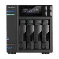 ASUSTOR AS7004T 4-Bay NAS, Core i3 Dual-Core, 2GB DDR3 (Smallnetbuilder's #1 Ranked Total NAS June 2015