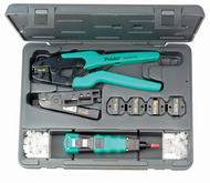 Pro'sKit Professional Twisted Pair Installer Kit