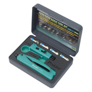 Pro'sKit CATV-CCTV Basic Tool Kit