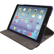 Promate 'Spino-Air' Premium Rotatable Folio Case for iPad Air w/Stand Function - Black