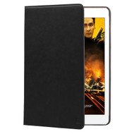 Promate 'Wallex-Air2' Premium Leather Wallet Case w/Card Holder for iPad Air 2 - Black