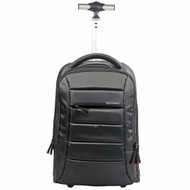 "Promate ""BizPak"" Premium Multi-purpose Portable Trolley Bag for Laptops upto 16"""