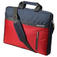 "Promate 'Dapp-HB' Dual Tone Stylish Messenger Bag for 14"" Notebooks - Blue"